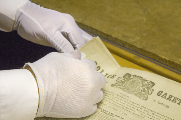 Digitising newspaper collections for Last Chance to Read