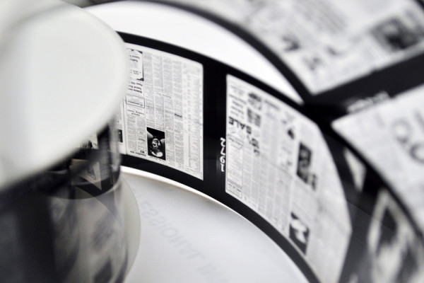Liberate your Microfilm Collections