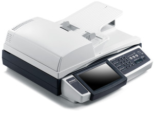 Avision @V2800 Document Scanner