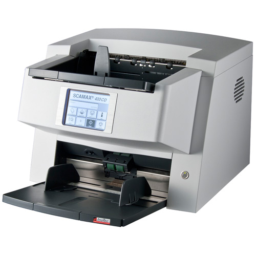 InoTec 4x3 high speed document scanners