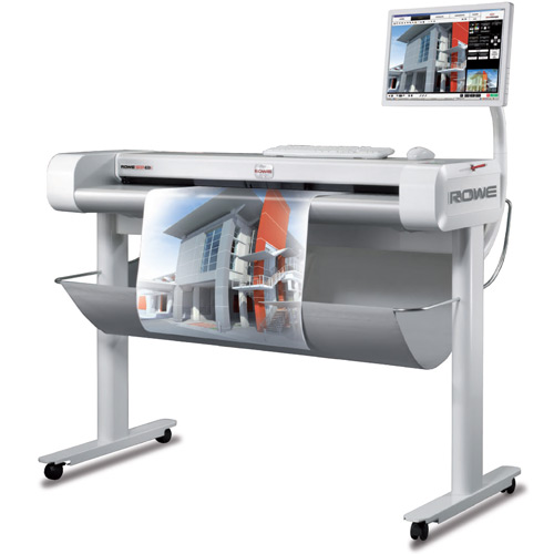 Rowe 650i large format sheet-fed scanners