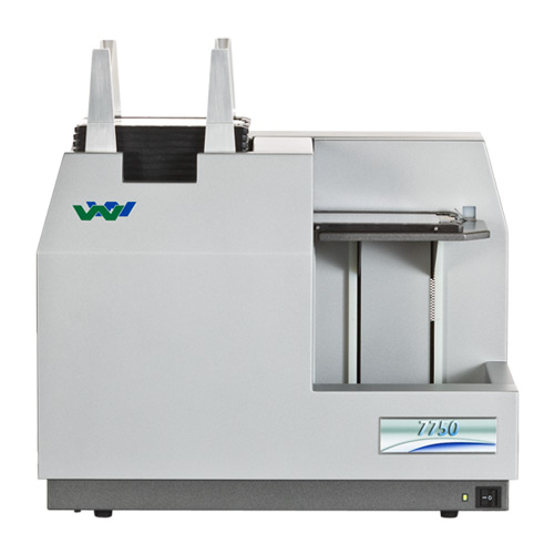 Wicks and Wilson 7750 microfiche scanner