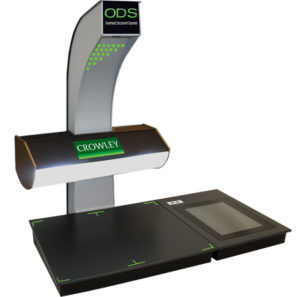 Crowley overhead document scanner