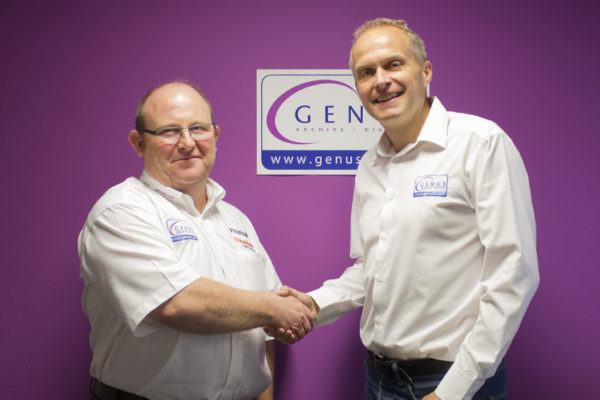 Genus welcomes Anthony Bather to their Nuneaton based technical support team