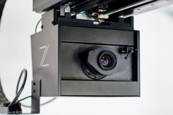 The new Zeutschel book scanner – OS Q