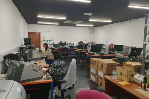 Digitising the Sanlam Microfiche Archive