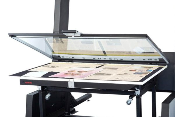 What to look for when choosing a large format book scanner